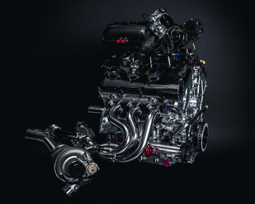 Roush Yages Engines